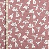 Origami Tiere - Pfirsich - Jersey