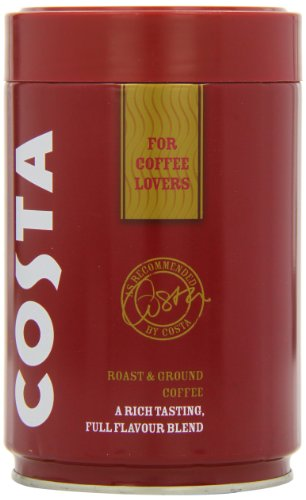 Costa Roast and Ground Coffee 250g, Full Flavour Blend 41Enu4ouizL