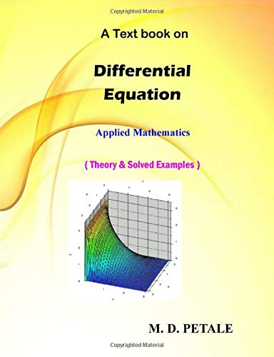 n: Theory & Solved Examples (Applied Mathematics, Band 5) ()