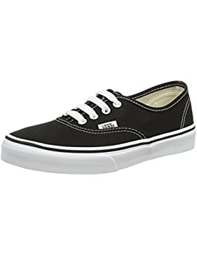 Vans Authentic, Zapatillas de Skateboarding Unisex niños