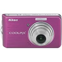 Nikon Digital camera CoolPix S520Magenta coolpixs520m JP F/S