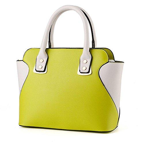 koson-man-damen-sling-vintage-tote-taschen-top-griff-handtasche-gelb-gelb-kmukhb335