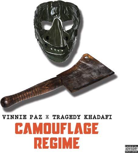 Camoflauge Regime [Vinyl LP]