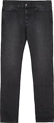 Gucci Men's 439081XD4921000 Black Cotton Jeans