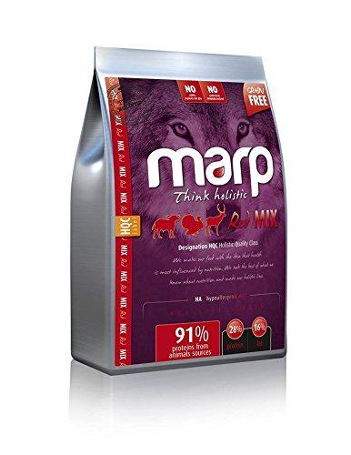Hundefutter Getreidefrei- Marp Redmix 4kg+ Futtertone Gratis