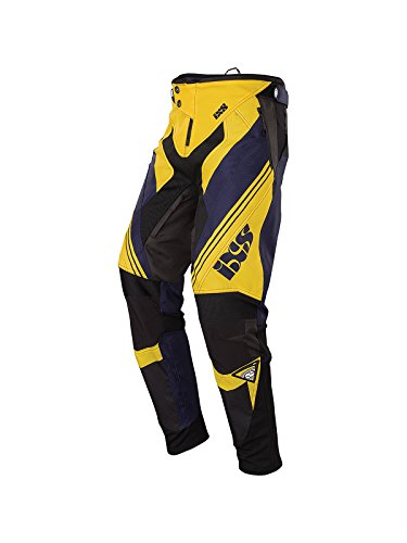IXS Herren Pants Ruclar Yellow/Blue, L