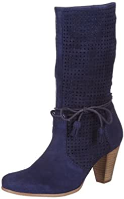 Marc Shoes Perla 2 1.405.32-29/760, Damen Stiefel, Blau (marine 760), EU 40 (UK 6.5)