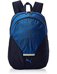 PUMA 23 Ltrs Peacoat Galaxy Blue School Backpack (7549513)