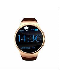 Reloj Inteligente Bluetooth Deportivo de Pulsera con Push de Información Llamadas y Mensajes/Seguimiento de