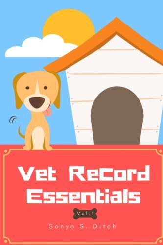 vet-record-essentials-vol-1-pet-medical-records