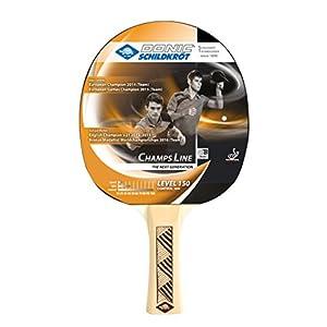 Donic-Schildkröt Tischtennisschläger Champs Line 150, Noppen innen, Jade – ITTF Belag, 705116