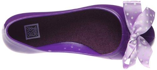 Colors of California HCKJ005K, Mädchen Ballerinas Violett (Violet)