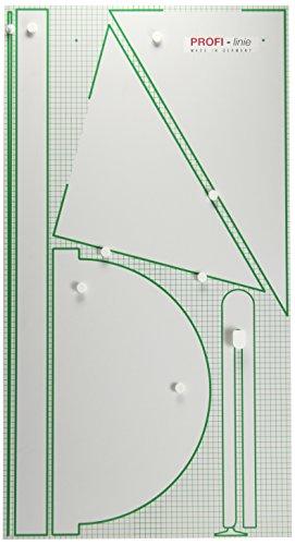 Wissner Wissner081610.100/Double Face Geoboard 15/x 15/cm
