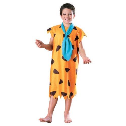 Fred Feuerstein TM-Kostüm für Kinder - 3-4 - Fred Feuerstein Kostüm Kinder