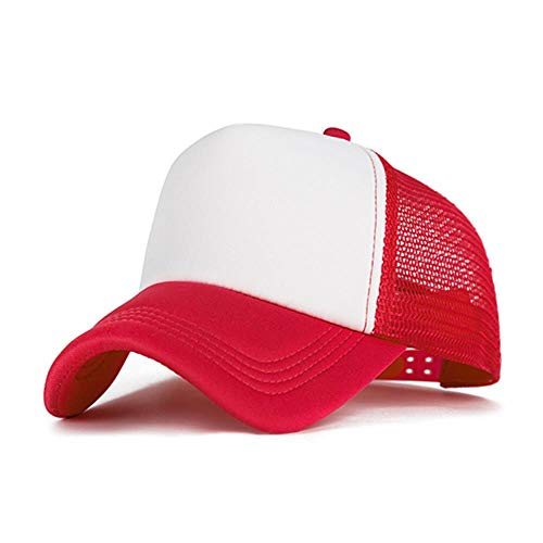 WUSYO Summer Baseball Cap Mesh Breathable Cap Verstellbare Sportmützen, A2 - ära Neue Baseball-hüte
