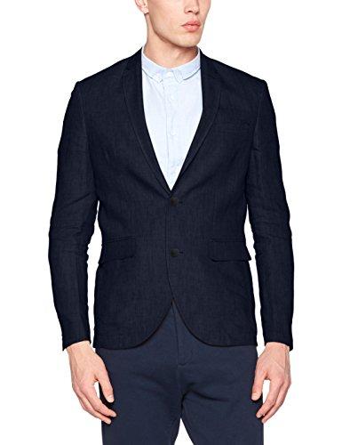 JACK & JONES PREMIUM Herren Sakko Jprjack Blazer Blau (Navy Blazer)