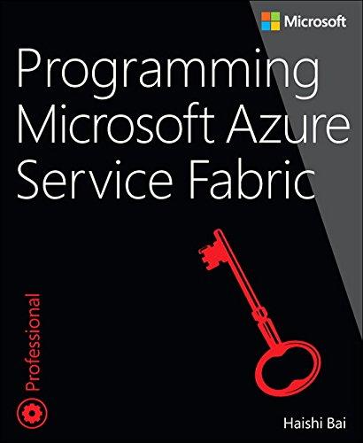 Programming Microsoft Azure Service Fabric (Developer Reference (Paperback)) por Haishi Bai