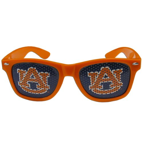 Siskiyou NCAA Game Day Wayfarers Sonnenbrille Unisex, Damen Unisex - Erwachsene, Auburn Tigers