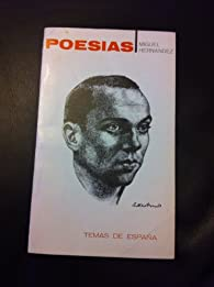 Poesias par  Miguel (1910-1942) Hernandez