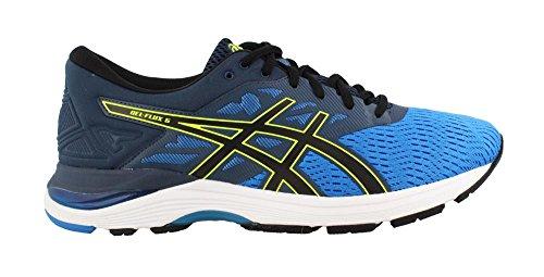 Asics Chaussures Gel-Flux 5 Pour Homme Directoire Blue/Black/Safety Yellow