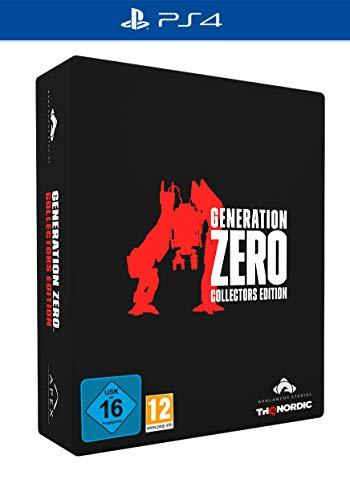 Generation Zero Collectors Edition (PS4)