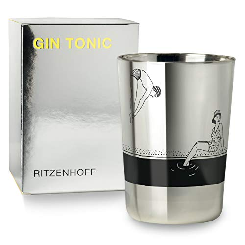 RITZENHOFF Next Gin Ginglas von Studiopepe, aus Kristallglas, 250 ml