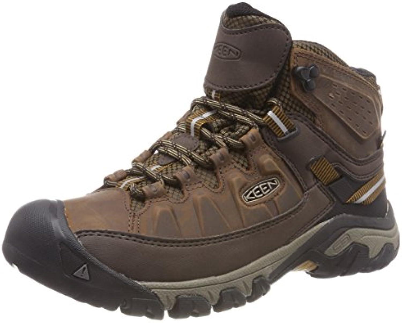 Keen Targhee III Mid WP, Zapatos de High Rise Senderismo para Hombre