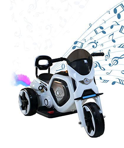 486ab8e51 AIREL Moto Eléctrica para Niños | Moto Eléctrica Niños | Moto Eléctrica con  Música y Luz