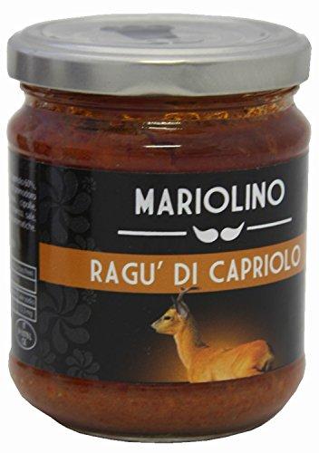 Ragù di Capriolo 212 ml. - Mariolini Sughi