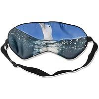 Eye Mask Eyeshade Seagull Swimming Sleeping Mask Blindfold Eyepatch Adjustable Head Strap preisvergleich bei billige-tabletten.eu