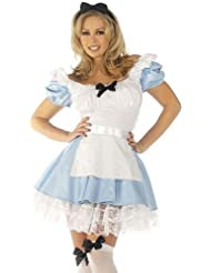 Mix lot Womens Sexy Fräulein Wunder Outfit Deluxe Kostüm-Kleid Alle Größen 36-38 / 40-42 / 44/46