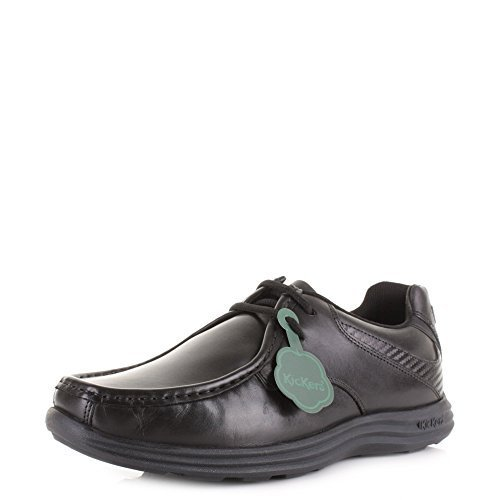 Kickers - Reasan Lace Shoes, Black, 10 UK Adult