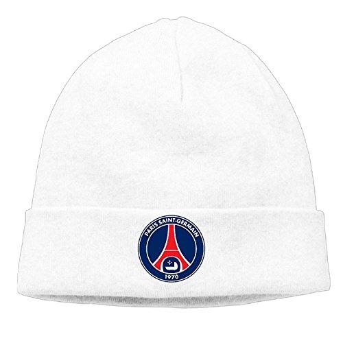 Football Nasser Al-Khelaifi Paris Saint Germain FC Logo Unisex Slouchy Beanies Hat Fashion Watchcap