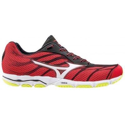 Mizuno Wave Hitogami 3 - mÄ?skie buty do startu w zawodach (czerwony)-43