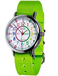EasyRead time teacher ERW-COL-PT Watch Rainbow Past To