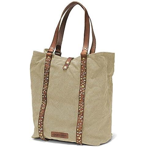 DRAKENSBERG Kimberley Tote Shopper, borsetta, borsa da donna, borsa shopping,