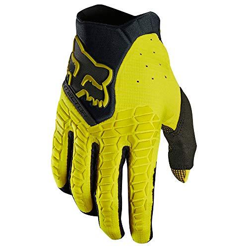 Fox Guantes pawtector, Dark Yellow, tamaño XL