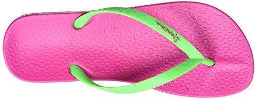 Ipanema Damen Anatomica Tan Fem Zehentrenner Mehrfarbig (pink/green)