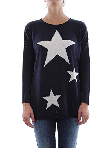 ONLY 15123254 N/GM STARS NIGHT MAGLIA Donna NIGHT M