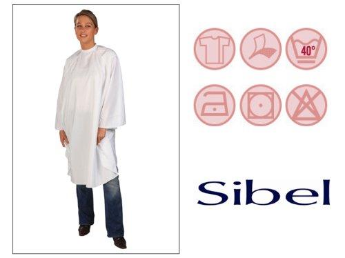 Sibel - Cape Econimyss 1 Blanche Fermeture Velcro