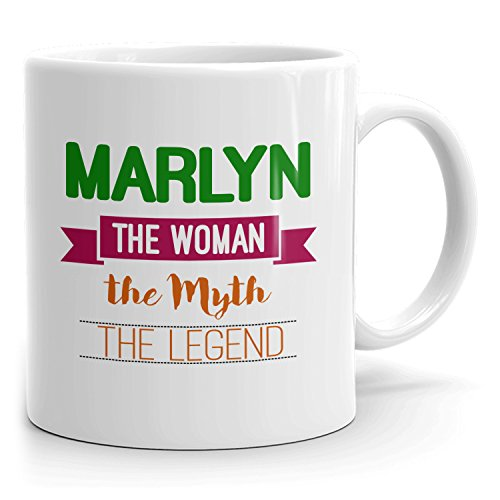 Oz Personalizadas Gifts Women Regalos 11 Green Mug Best Myth For White Coffee Nombres Legend The Marlyn Con Tazas Woman Ygvfb67y