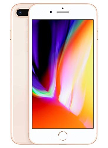 "Apple iPhone 8 Plus - Smartphone de 5.5"" (256 GB) oro"