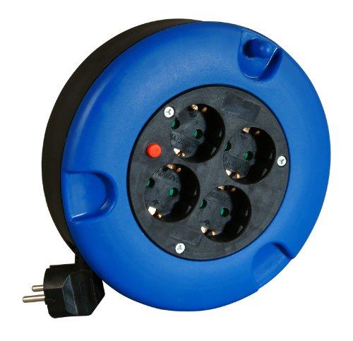 Preisvergleich Produktbild Kopp 221115006 Kabelbox 5 m, blau/schwarz