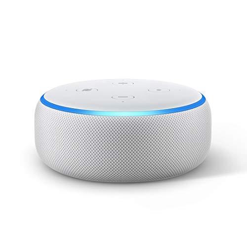 All-new Echo Dot (3rd Gen) - Smart speaker with Alexa (White)