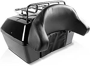Chopper Topcase Craftride Missouri 43l Suzuki Intruder Vs 600 750 800 1400 Ls 650 Savage Marauder Vz 800 Auto