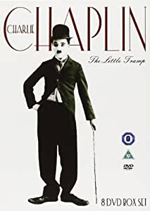 Charlie Chaplin Collection [8 DVDs]