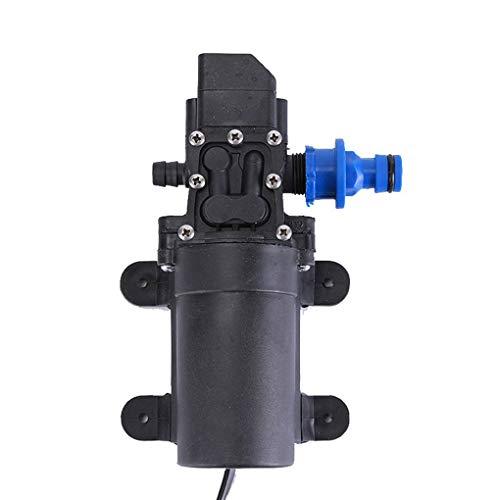 Tragbarer Hochdruckreiniger Autoelektrik Auto Cleaning Kit Selbstansaugend Washing 12V Pumpe