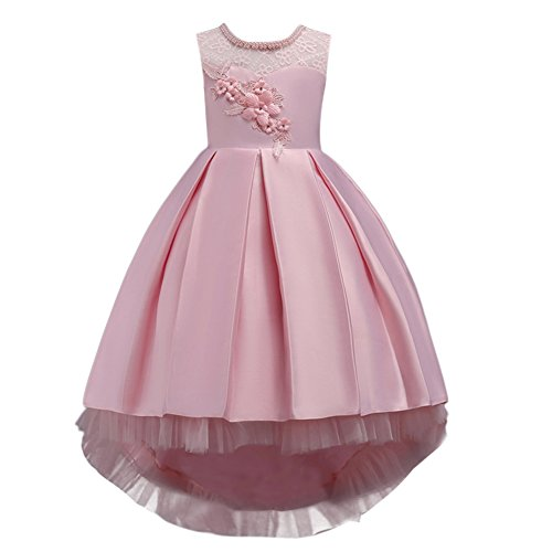 90812d1d5303 Pink girl dresses the best Amazon price in SaveMoney.es