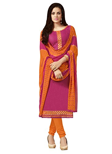 Mrinalika Fashion Women's Cotton & Crush Cocktail Salwar Suit Set (Salwar Suits...