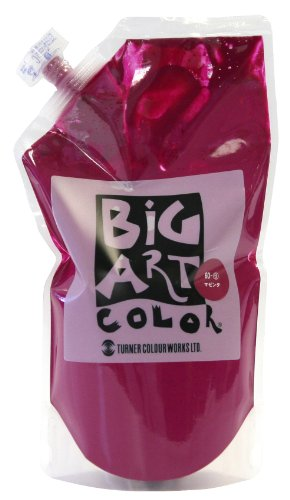 Turner Big Art color magenta 700ML (japan import)
